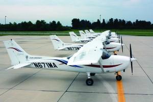 LU Planes