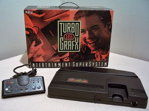See that smiling boy on the box? That wasn't me. I was denied the chance to enjoy the TurboGrafx-16's limited catalog of awful games.