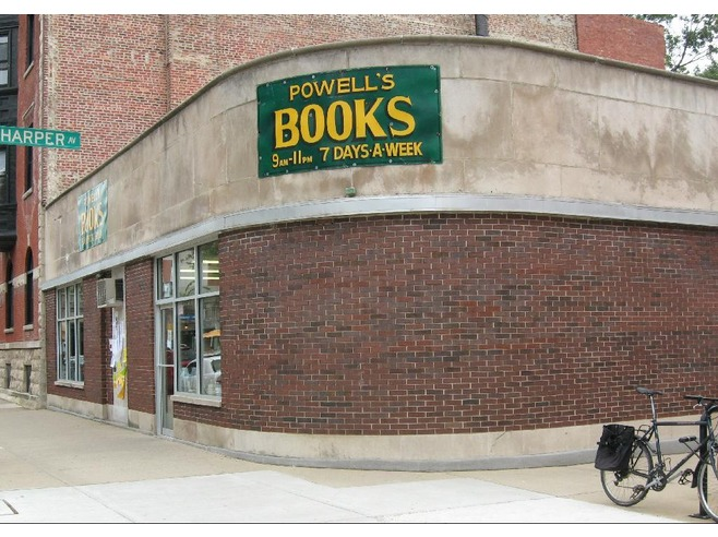Image result for powell books chicago