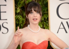 Zooey, raise your hand if you'd like to date a slightly overweight, moderately unattractive English professor.