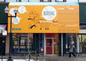 BoringStore