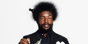 Despite the description, I was not being guarded and tickled by Questlove. Now that would be one hell of a story.