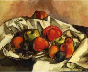 still-life-1918Diego Rivera