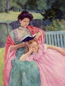 auguste-reading-to-her-daughter-1910